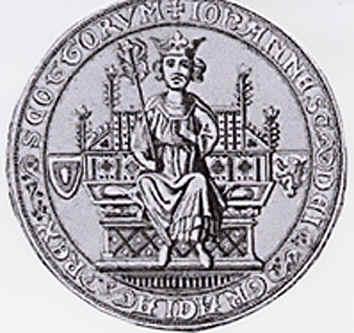 Magna Carta's seal